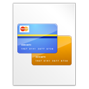 Document credit card