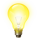 Jabber light idea brainstorm bulb