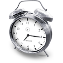 Time hours bell clock alarm