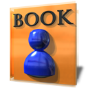 Student education kaddressbook book