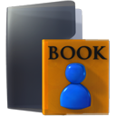Education bookmark folder
