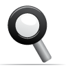 Find search magnifying glass