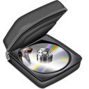 Bag harddisk disc