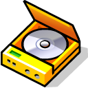 Cd player beos