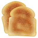 Bread food toast