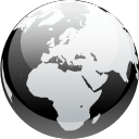 International world browser globe planet earth internet