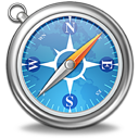 Browser north east safari apple compass ne brower