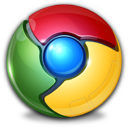 Google chrome logo browser