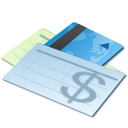 Card credit financial money payment invoice