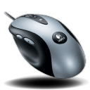 Optical mouseman logitech
