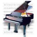 Instrument notes web page sound music piano