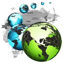 Global sphere world network