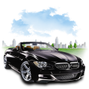 Transportation cars convertible vehicle bmv travel