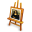 Painting mona lisa creativity