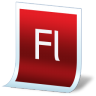 Flash adobe document