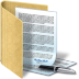 Euro word files documents folder
