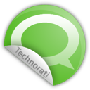 Technorati sticker