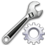 Cog grey silver tools wrench preferences other categories