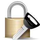 Apps desktop preferences lock key cryptography