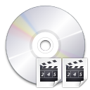 Actions tools rip video cd