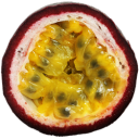Maracuja passion fruit food