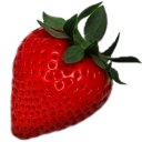 Strawberry fruit red fresh jam food berries