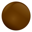 Ball chocolate