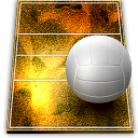 Volleyball sport ball