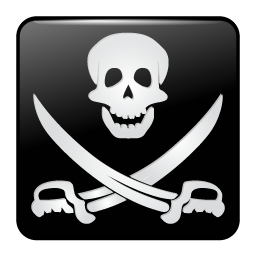 Zoomz Pirate Torrent 256px Icon Gallery