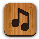 Wood social network music