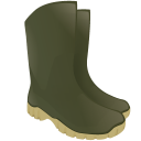 Weather wing boots boots