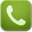 Phone green call key