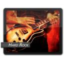 Rock hard guitar