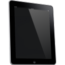 Ipad tablet side blank computer hardware