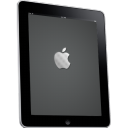 Ipad tablet side apple computer hardware logo