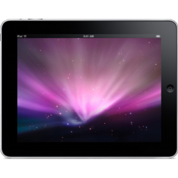 Computer ipad tablet landscape space background hardware