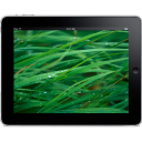 Ipad landscape tablet grass computer hardware background