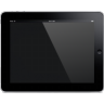 Ipad tablet landscape computer blank hardware ico