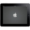 Ipad landscape tablet computer logo apple hardware games
