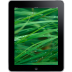 Ipad front tablet grass computer background hardware