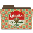 Carnation ice cream scream