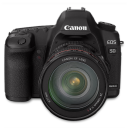 Front eos canon