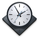 Setting settings timer clock cloxk