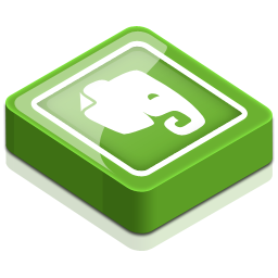 Evernote Elephant Smooth Social 128px Icon Gallery