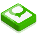 Technorati social logo