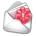 Contact email garden letter flower envelope note communication