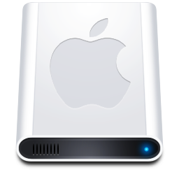 Disc Disk Hd Apple Hdd Hardware Aeon 256px Icon Gallery
