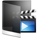Folder video movie black videos film game