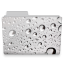 Water drops folder mac icons