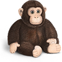 Toy animal monkey cute